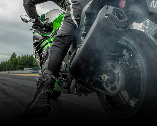 Kawasaki Sport Bike Accessories